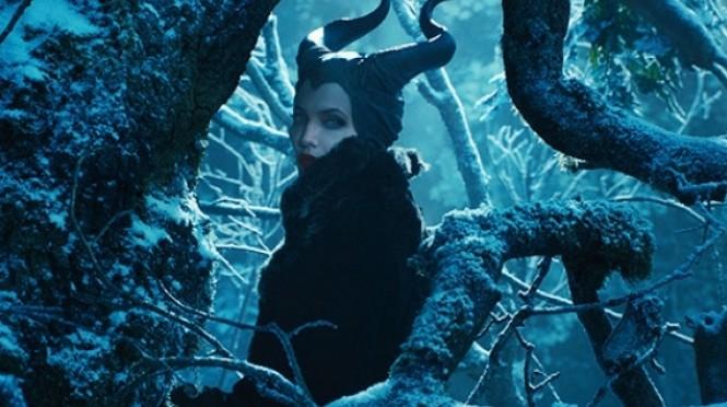 Malévola Angelina Jolie