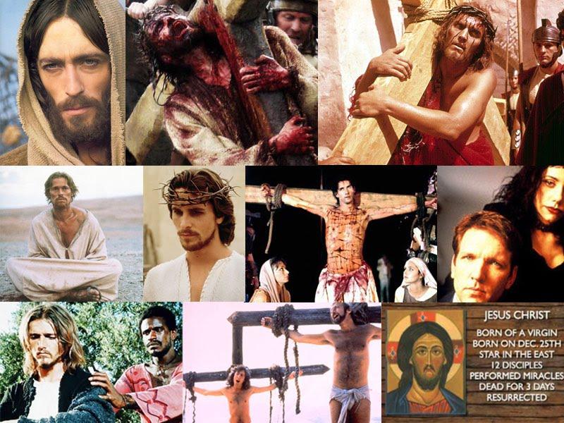 lista de filmes jesus cristo