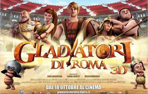 um gladiador em apuros