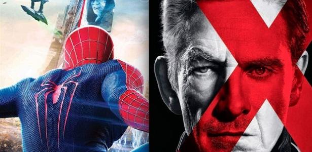 xmen homem aranha 2