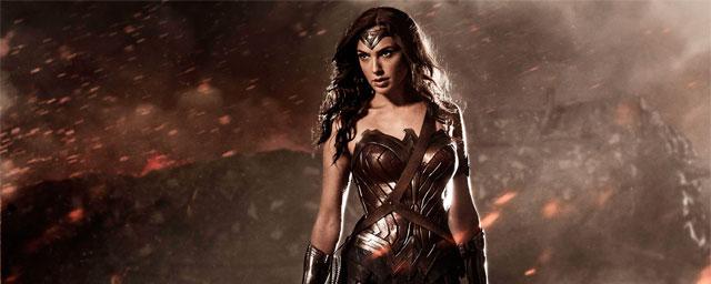 Mulher-Maravilha de Batman V Superman