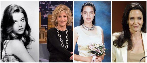 celebridades adolescentes