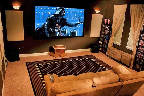 cinema em casa